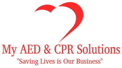 My AED & CPR Solutions, Logo
